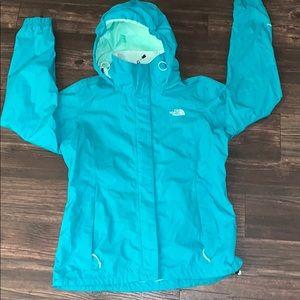 Women's TNF waterproof jacket